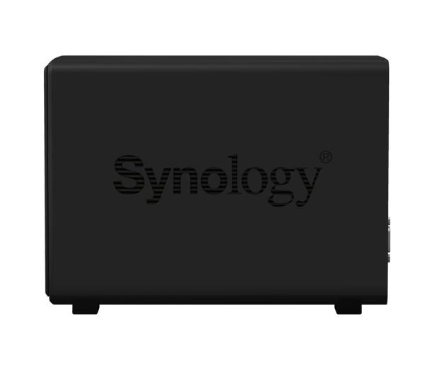 Synology Rejestrator NVR1218 (2xHDD, 2x1GHz, 1GB, HDMI) - 383404 - zdjęcie 6
