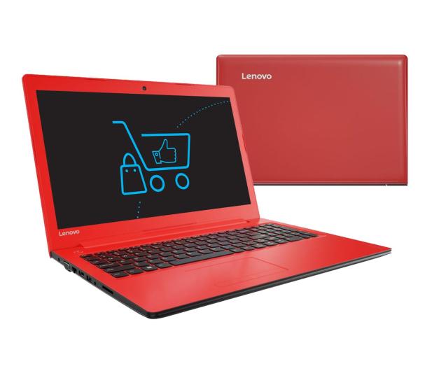 Lenovo Ideapad 310-15 i3-6100U/4GB/500 GF920MX Czerwony - 332165 - zdjęcie