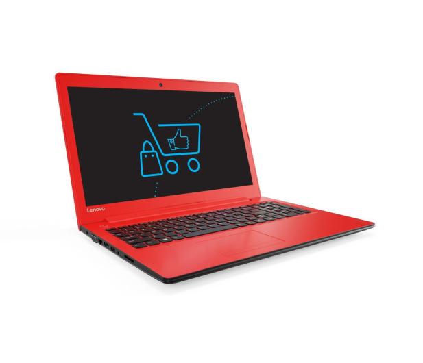 Lenovo Ideapad 310-15 i3-6100U/4GB/500 GF920MX Czerwony - 332165 - zdjęcie 2