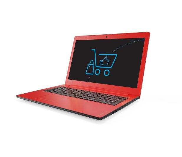 Lenovo Ideapad 310-15 i3-6100U/4GB/500 GF920MX Czerwony - 332165 - zdjęcie 4