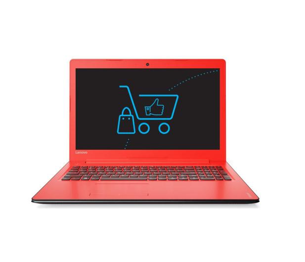 Lenovo Ideapad 310-15 i3-6100U/4GB/500 GF920MX Czerwony - 332165 - zdjęcie 3