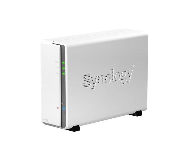 Synology DS119j (1xHDD, 2x800MHz, 256MB, 2xUSB, 1xLAN)  - 453206 - zdjęcie