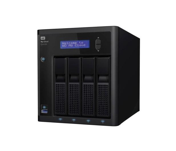 WD My Cloud EX4100 8TB - 283408 - zdjęcie
