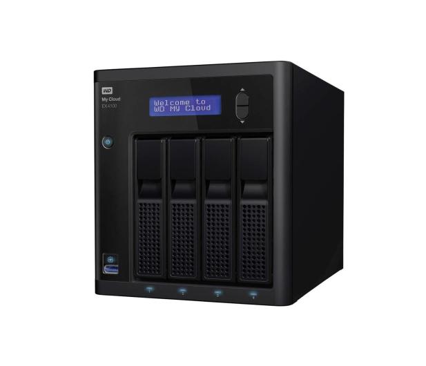 WD My Cloud EX4100 16TB - 300091 - zdjęcie