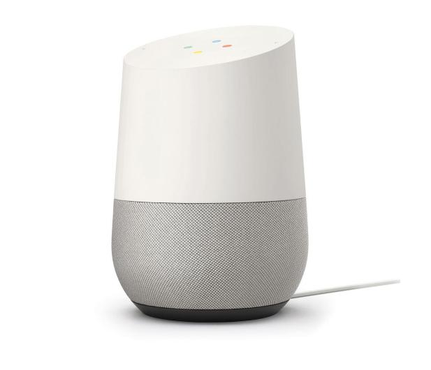 Google Home Inteligentny Głośnik - 383203 - zdjęcie 3