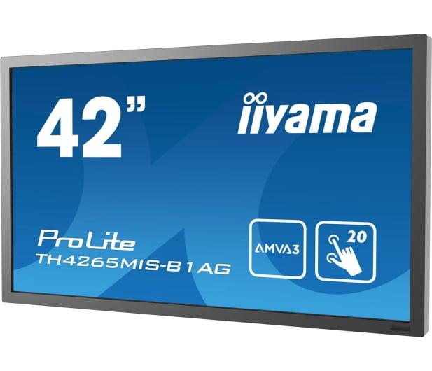 iiyama TH4265MIS LFD dotykowy  - 380494 - zdjęcie 3
