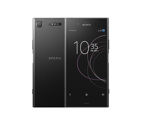 Sony Xperia XZ1 G8341 Black - 394586 - zdjęcie