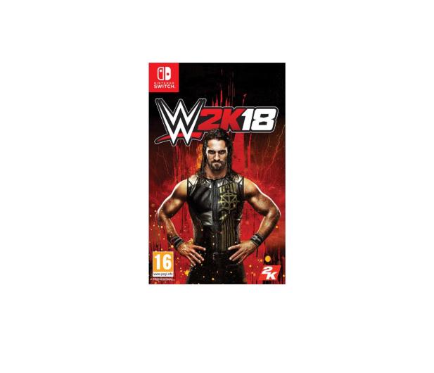 CENEGA WWE 2K18 - 380873 - zdjęcie