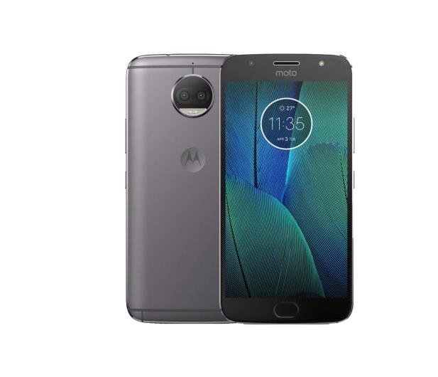 Motorola Moto G5S Plus FHD 3/32GB Dual SIM szary  - 383391 - zdjęcie