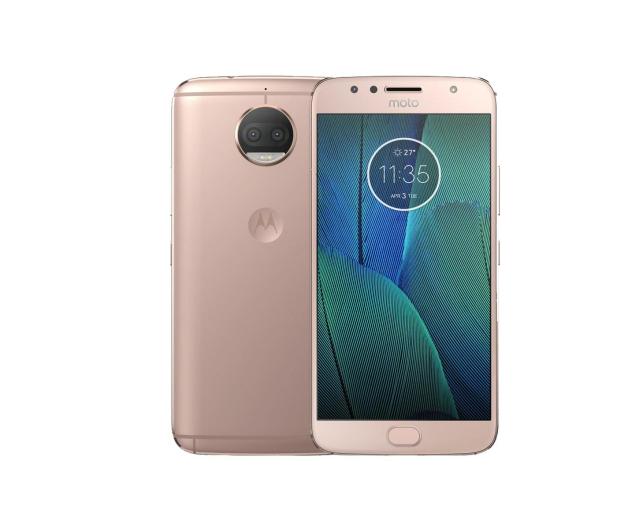 Motorola Moto G5S Plus FHD 3/32GB Dual SIM złoty  - 383392 - zdjęcie