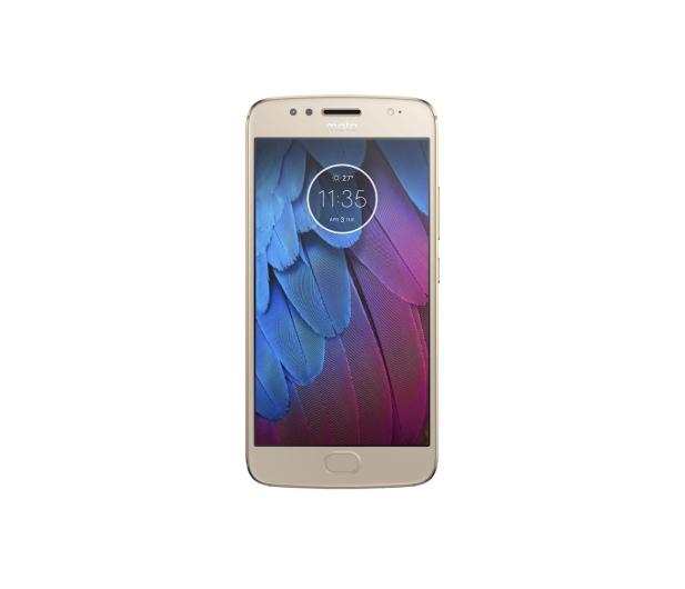 Motorola Moto G5S FHD 3/32GB Dual SIM złoty - 383387 - zdjęcie 4