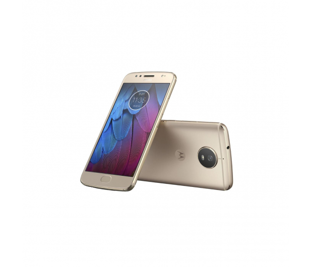 Motorola Moto G5S FHD 3/32GB Dual SIM złoty - 383387 - zdjęcie 2