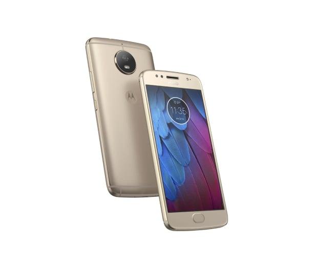 Motorola Moto G5S FHD 3/32GB Dual SIM złoty - 383387 - zdjęcie 3