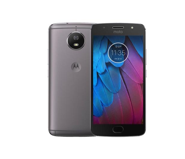 Motorola Moto G5S FHD 3/32GB Dual SIM szary - 383389 - zdjęcie