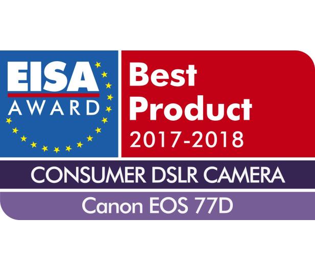 Canon EOS 77D Body - 364202 - zdjęcie 2