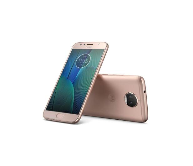 Motorola Moto G5S Plus FHD 3/32GB Dual SIM złoty  - 383392 - zdjęcie 2