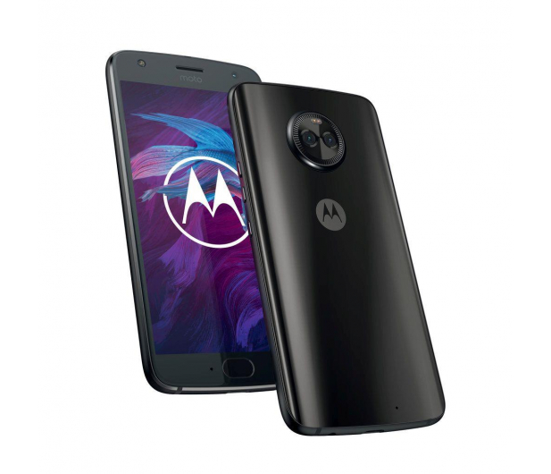 Motorola Moto X4 3/32GB IP68 Dual SIM czarny - 383397 - zdjęcie 3
