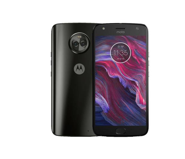 Motorola Moto X4 3/32GB IP68 Dual SIM czarny - 383397 - zdjęcie