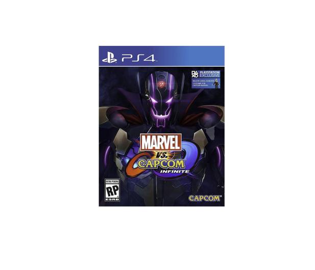 Capcom MARVEL VS CAPCOM INFINITE DELUXE EDITION - 383319 - zdjęcie