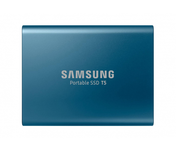 Samsung 500GB Samsung Portable SSD T5 USB 3.1 gen2 10Gbps  - 383634 - zdjęcie