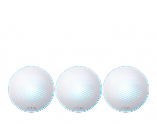ASUS Lyra Mesh WiFi (2200Mb/s a/b/g/n/ac) zestaw 3szt. - 369216 - zdjęcie