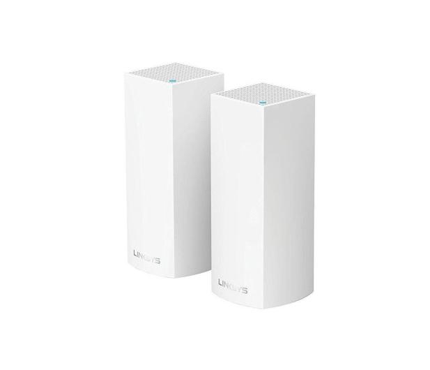 Linksys Velop Mesh WiFi (2200Mb/s a/b/g/n/ac) zestaw 2szt. - 344848 - zdjęcie