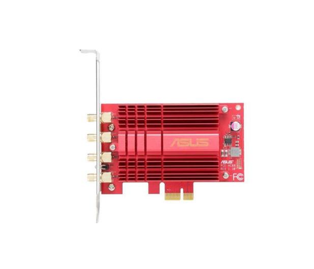 ASUS PCE-AC88 (3100Mb/s a/b/g/n/ac) - 324466 - zdjęcie 3