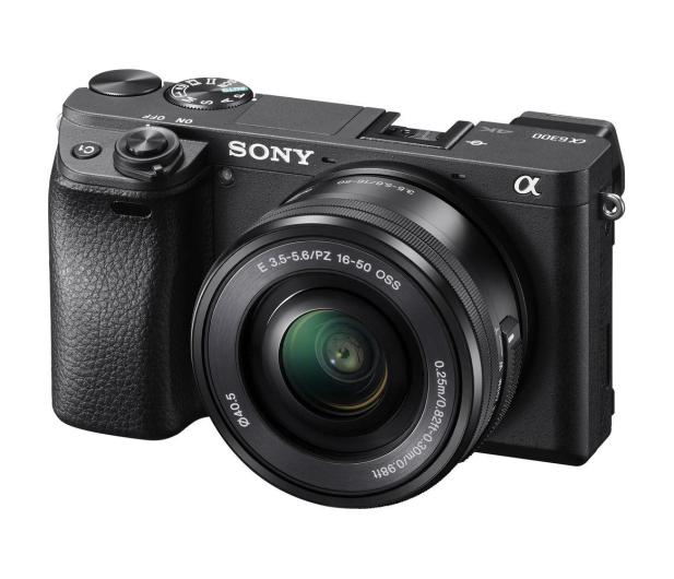 Sony A6300 + 16-50mm czarny  - 383868 - zdjęcie 1