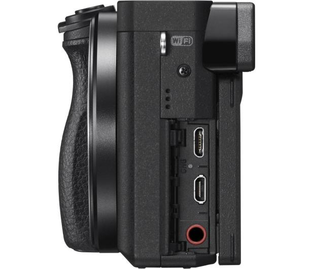 Sony A6300 + 16-50mm czarny  - 383868 - zdjęcie 10