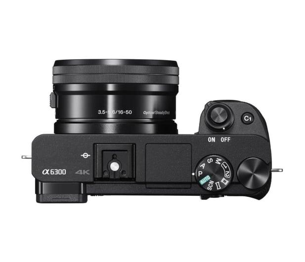 Sony A6300 + 16-50mm czarny  - 383868 - zdjęcie 8