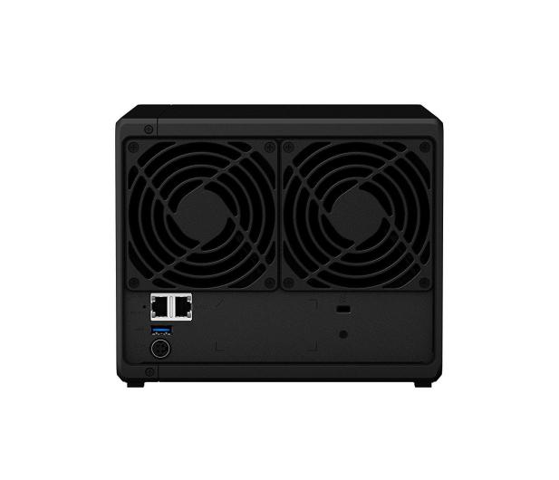 Synology DS418 (4xHDD, 4x1.4GHz, 2GB, 2xUSB, 2xLAN) - 384146 - zdjęcie 3