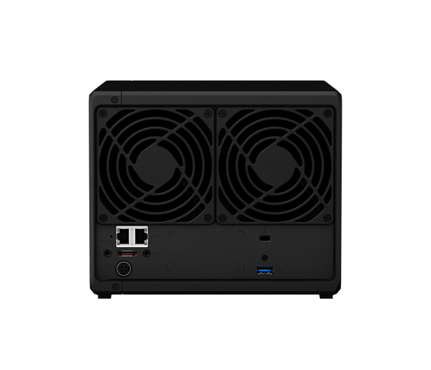 Synology DS918+ (4xHDD, 4x1.5-2,3GHz, 4GB, 2xUSB, 2xLAN) - 384148 - zdjęcie 5