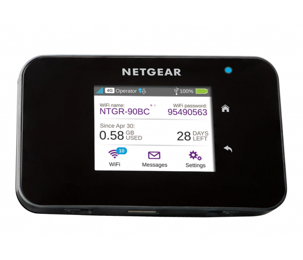Netgear AirCard 810S WiFi b/g/n/ac 3G/4G (LTE) 600Mbps - 309252 - zdjęcie