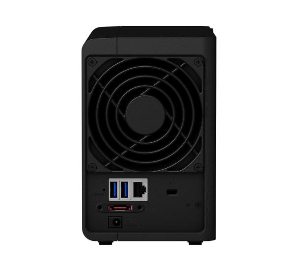 Synology DS218+ (2xHDD, 2x2-2.5GHz, 2GB, 3xUSB, 1xLAN) - 384117 - zdjęcie 5