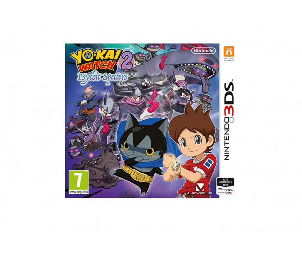 Nintendo YO-KAI WATCH 2: Psychic Specters - 384032 - zdjęcie