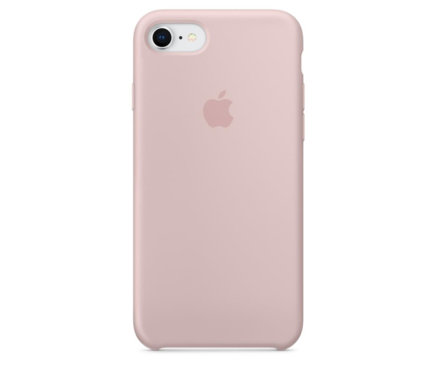 Apple Silicone Case do iPhone 7/8 Pink Sand - 384335 - zdjęcie