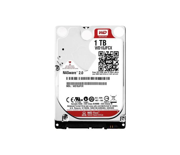 WD RED 1TB 5400obr. 16MB CMR - 157119 - zdjęcie