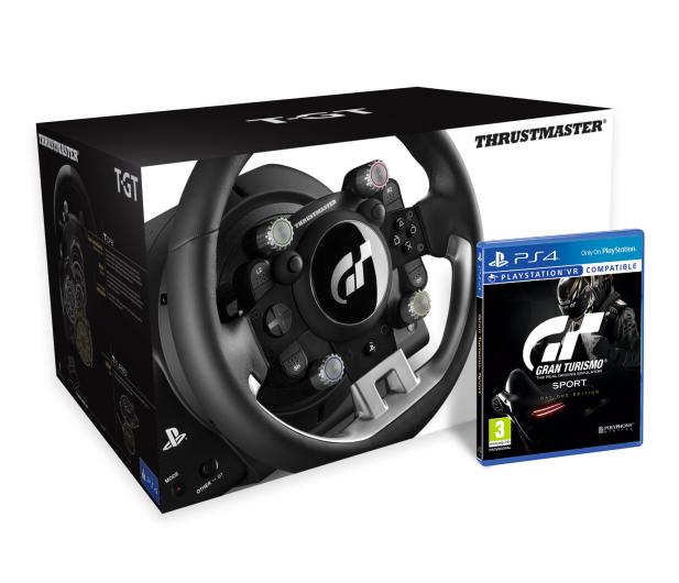 Thrustmaster T-GT + GTSport - 384379 - zdjęcie