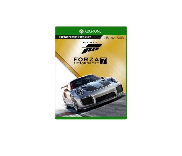 Microsoft Forza Motorsport 7 Ultimate Editon - 384286 - zdjęcie