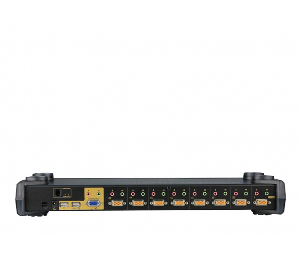 ATEN CS1758Q9-AT-G RACK USB + VGA (8 komputerów) - 29877 - zdjęcie