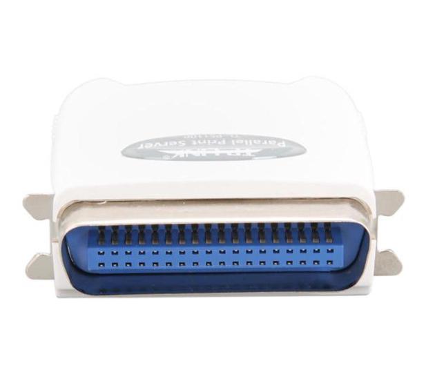 TP-Link TL-PS110P (1xLPT/36 pin, 1xRJ-45) - 200764 - zdjęcie