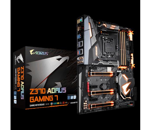Gigabyte Z370 AORUS Gaming 7 (3xPCI-E DDR4 USB3.1/M.2) - 384618 - zdjęcie 1