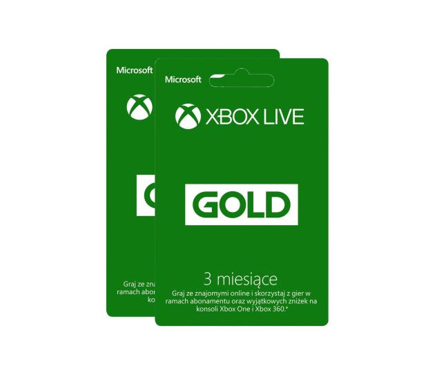 Microsoft Xbox One X 1TB + 2xPAD + 4GRY + 6M GOLD - 414074 - zdjęcie 14