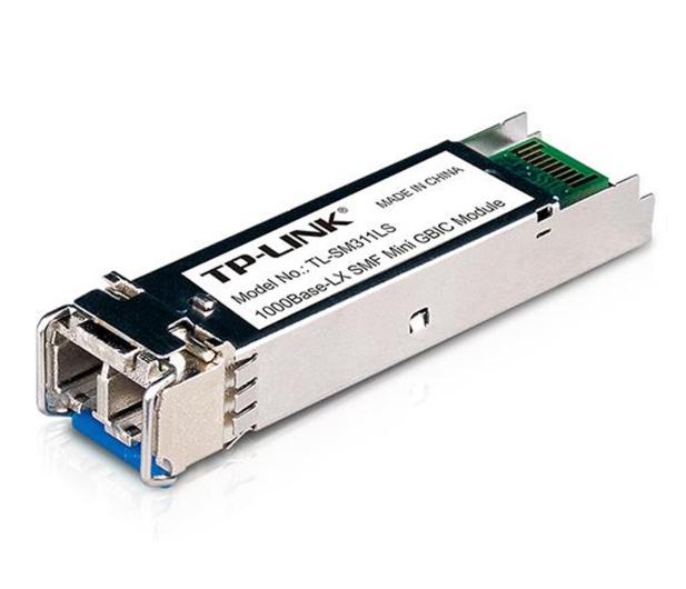 TP-Link TL-SM311LS Single-Mode 1.25Gb/s SFP 2xLC - 243789 - zdjęcie