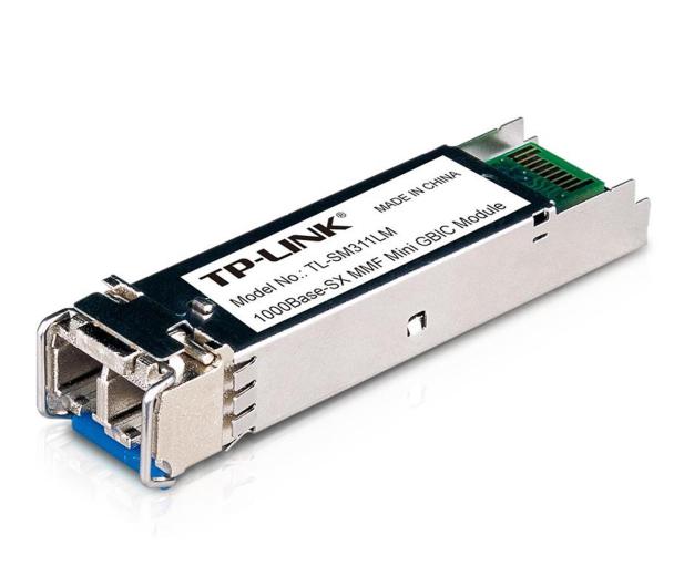 TP-Link TL-SM311LM Multi-Mode 1.25Gb/s SFP 2xLC - 243782 - zdjęcie