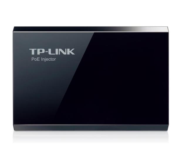 TP-Link Injector PoE 1Gbit (LAN+DC -> PoE 15,4W) nadajnik - 200607 - zdjęcie