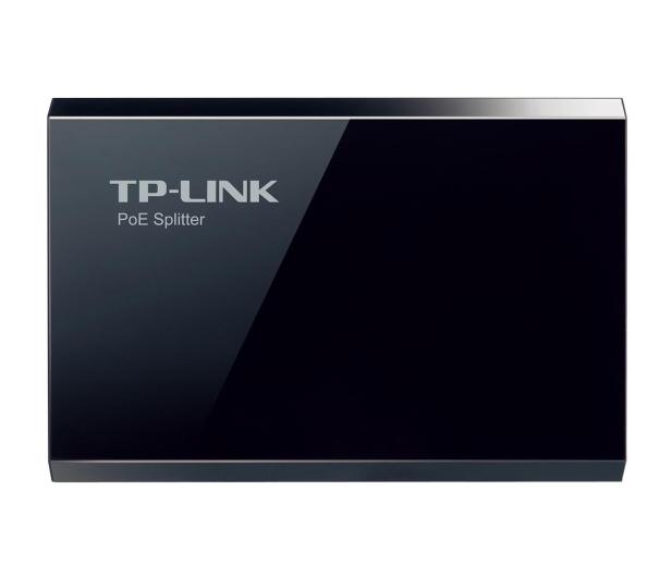 TP-Link Splitter PoE 1Gbit (PoE -> LAN+DC) odbiornik - 200606 - zdjęcie