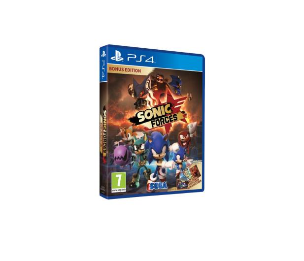 CENEGA Sonic Forces D1 Edition - 384684 - zdjęcie