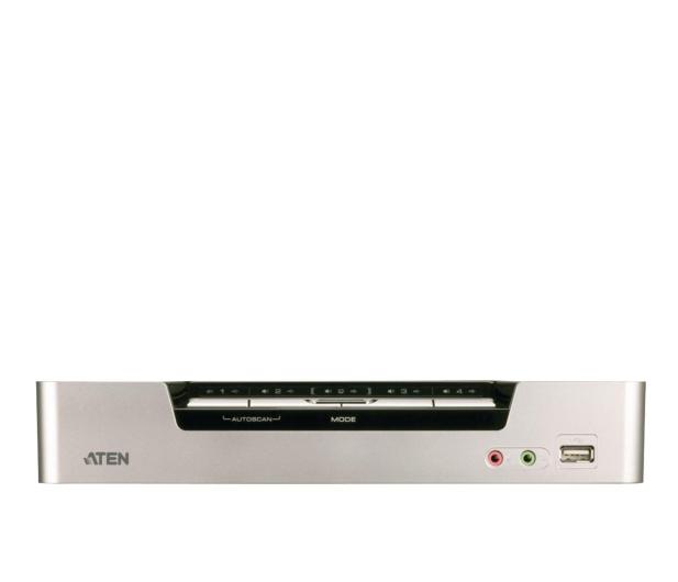 ATEN CS1794-AT-G USB + HDMI + audio (4 komputery) - 46590 - zdjęcie