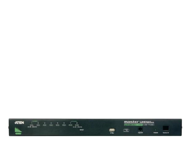 ATEN CS1708A-AT-G RACK USB/PS/2 + VGA (8 komputerów) - 206244 - zdjęcie